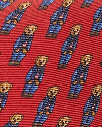 Krawat z jedwabiu