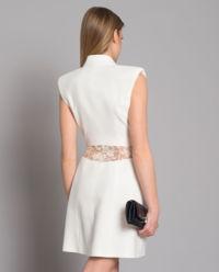 Dwurzędowa sukienka