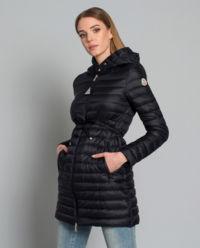 Płaszcz puchowy Barbel czarny