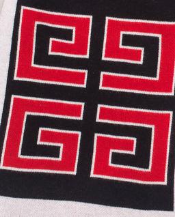 Szalik z logo