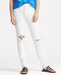 Spodnie High-Rise Slim