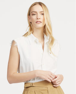 Košile bez rukávů