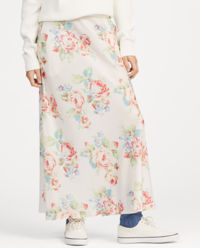 Maxi šaty s květinami