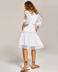 Šaty s holými rameny Vestido