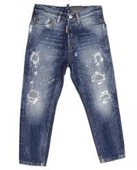 Spodnie jeansowe 8-14 lat