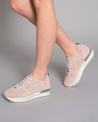 Sneakersy H222 na lekkiej podeszwie