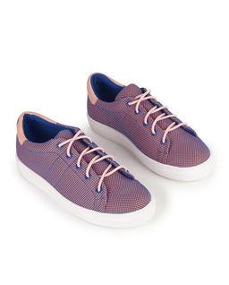 Sneakersy różowe