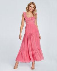 Różowa sukienka Sharon Pink