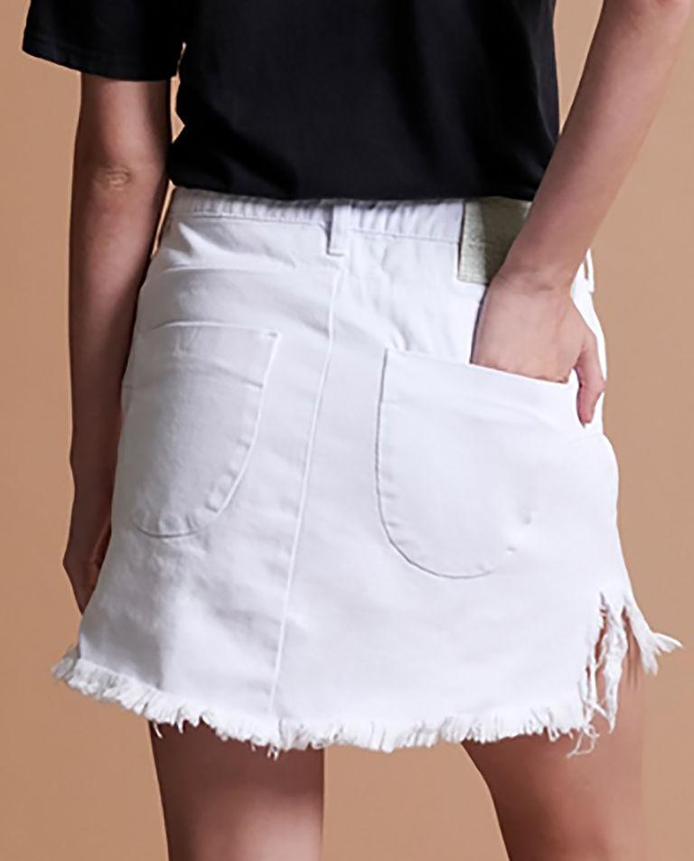 Spódnica White Beauty