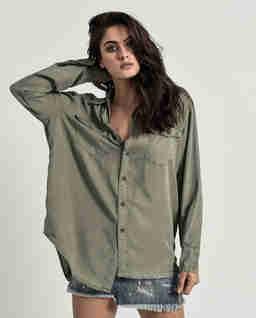 Koszula khaki Original Liberty