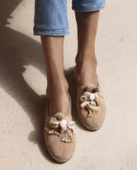 Espadryle Beach Chic