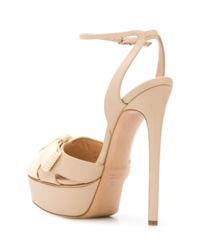 Sandały ze skóry Flora Aiko