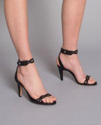 Sandały ze skóry Adsily