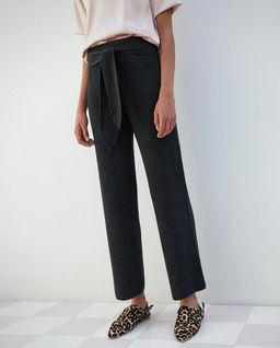 Spodnie z kaszmiru