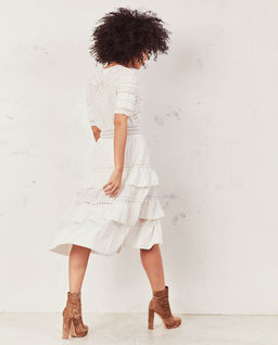 Mini šaty Rebecca