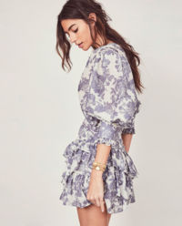 Sukienka z kwiaty Lorelei