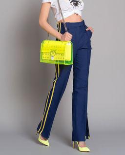 Spodnie z lampasami Manieroso