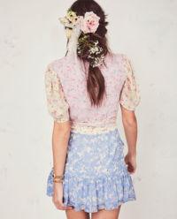 Kolorowa sukienka Bea