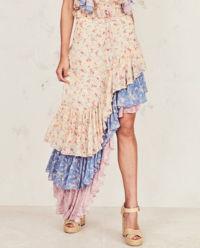 Maxi sukně Lisette