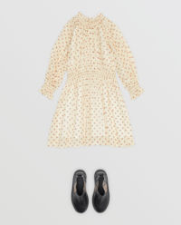Sukienka w gwiazdki 6-10 lat