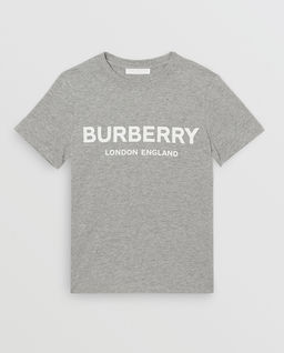 T-shirt z logo 3-12 lat