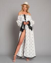 Sukienka z wiązaniami Dacota