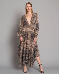 Sukienka maxi Allia