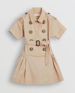 Sukienka z krótkim rękawem 6-12 lat