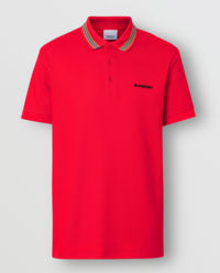 Koszulka polo z haftowanym logo
