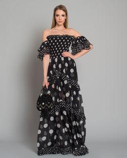 Hedvábné šaty Celeste