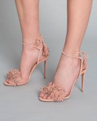 Sandály na jehle
