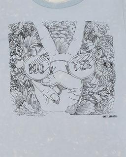 T-shirt z nadrukiem 5-14 lat