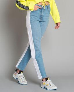Dvoubarevné džíny