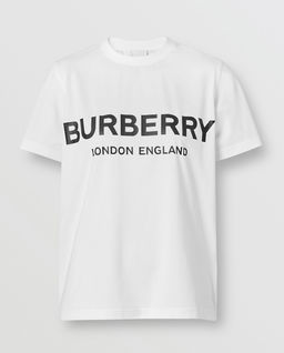 T-shirt z logo Slim Fit