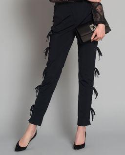 Spodnie z kokardami