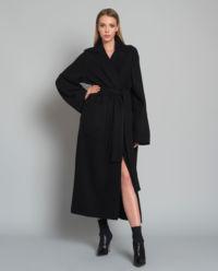 Płaszcz z motywem kobry