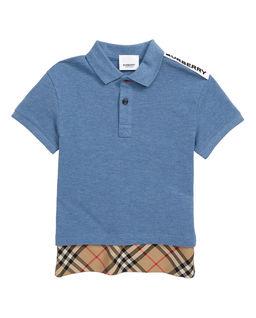Koszulka polo 4-12 lat