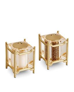 Solniczka i pieprzniczka Han Spice Jewels Gold
