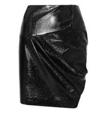 Spódnica ze skóry ekologicznej