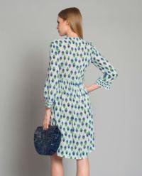 Sukienka z aplikacją