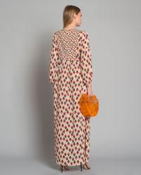 Sukienka maxi z aplikacją