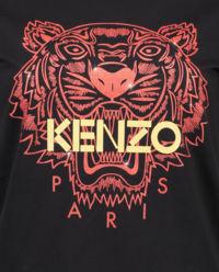 T-shirt z brokatowym tygrysem