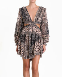 Sukienka mini Allia
