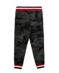 Spodnie dresowe camouflage