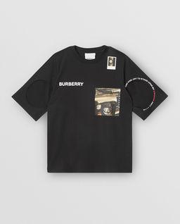 Koszulka z wycięciem