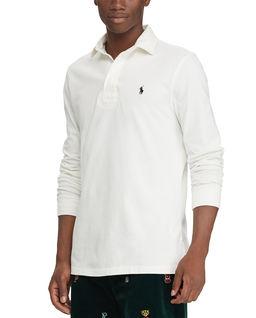 Koszulka polo z długim rękawem