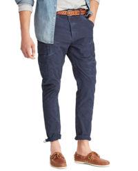 Spodnie Cargo Slim Fit