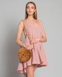 Sukienka asymetryczna Tulum
