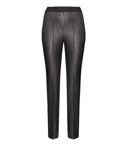 Spodnie z brokatem