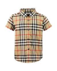 Koszula w kratę 0-2 lata